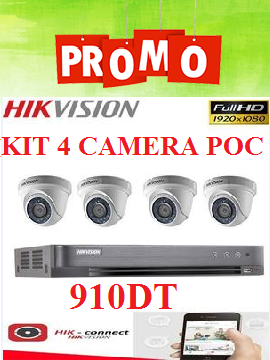 CAMERA DOME HIKVISION TUNISIE POC