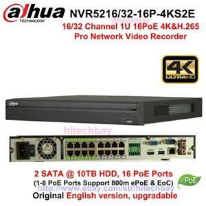 Dahua NVR5216-16P-4KS2E NV
