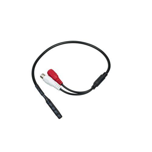 Microphone – Avec Amplificateur – 16″ – Pour Surveillance – Avec Adaptateur D'alimentation