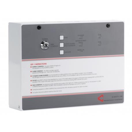 ff380-2-efp1-single-zone-conventional-fire-alarm-panel