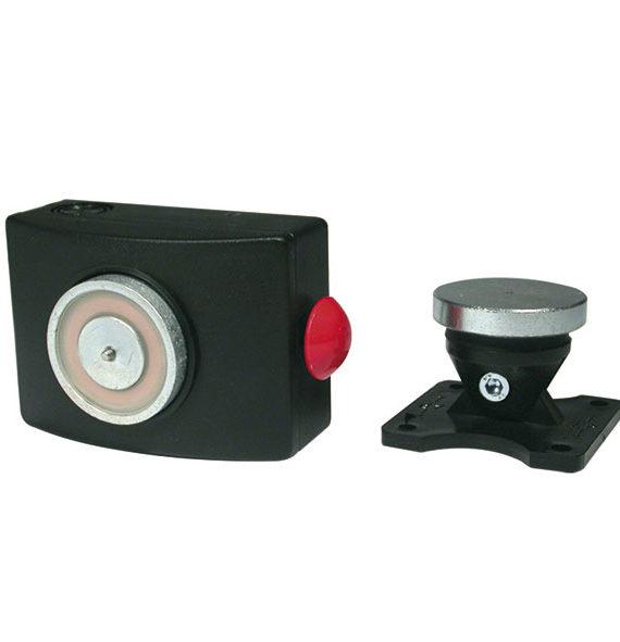 Ventouse Électromagnétique pour porte coupe feu 24V 50 kg