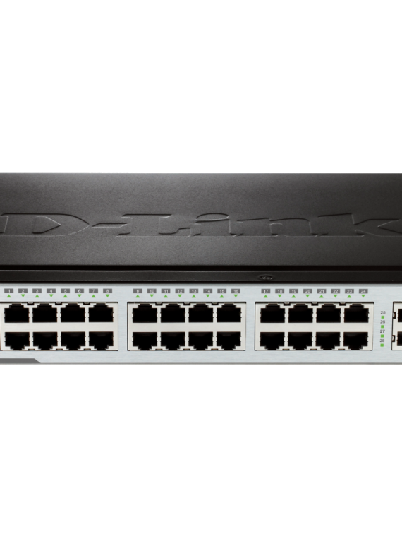 DES-3200-28 D-LINK SWITCH